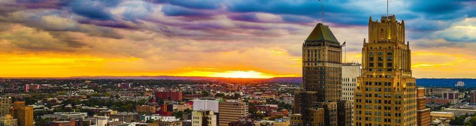Newark-Skyline